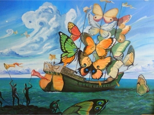 and she sailed away salvador dali jpg